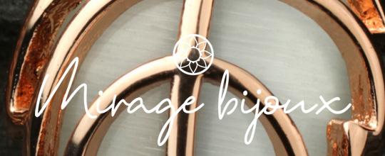 Découvrez le nouveau site internet de Mirage Bijoux !