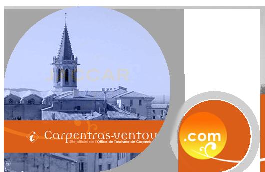 Office de tourisme de Carpentras