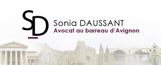 Maitre Sonia Daussant