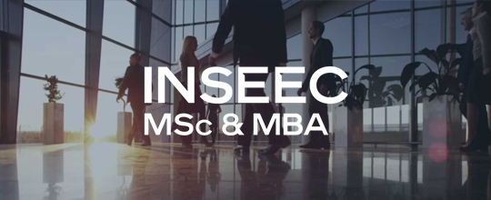 INSEEC Masters of science & MBA