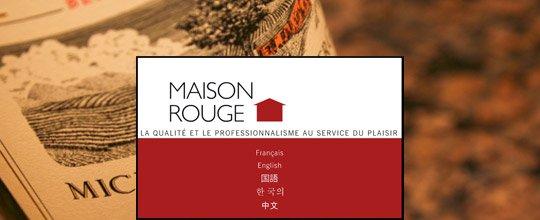 Maison Rouge Wines