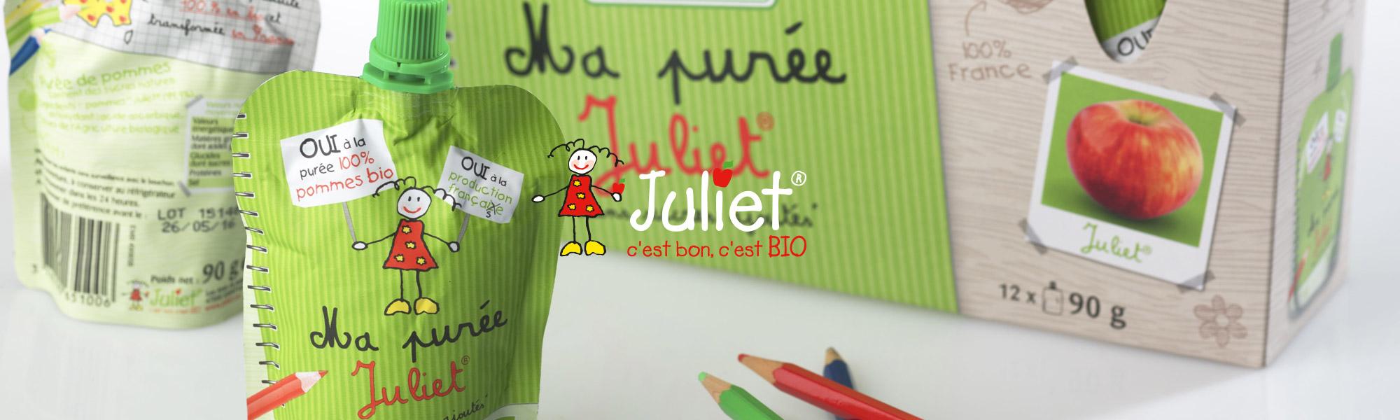 Pommes Juliet BIO