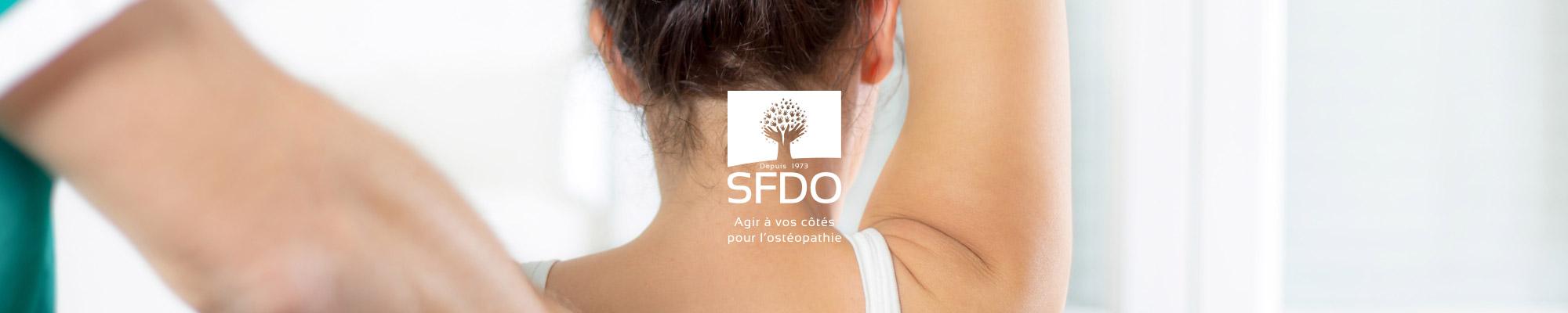 Identité Visuelle - SFDO (Syndicat Français Des Ostéopathes)