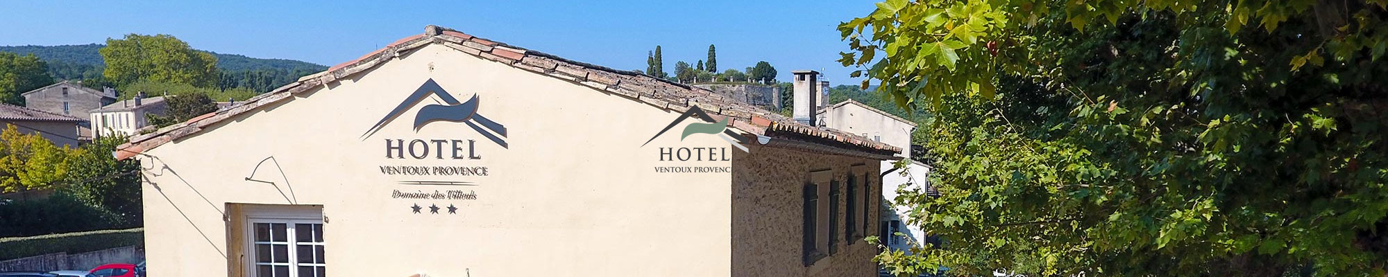 Hôtel Ventoux Provence